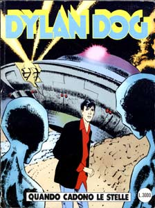 Dylan Dog, Italian version