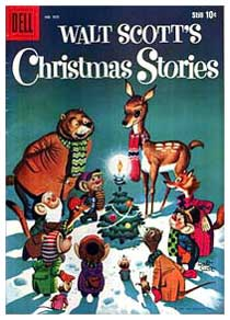 Christmas Stories, by Walt Scott