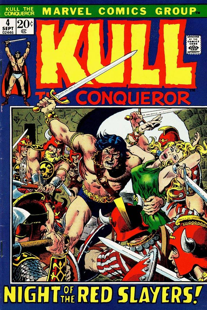 kull profile dark horse comics