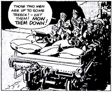Scorchy Smith, by Noel Sickles