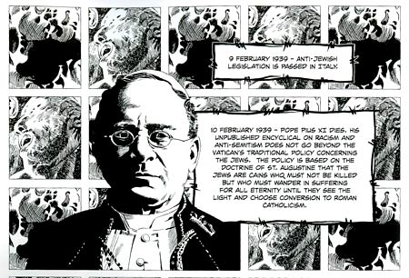 Judenhass, by Dave Sim