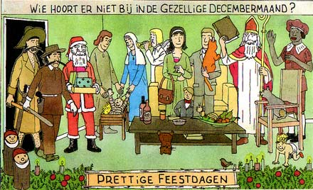christmas card by Luuk Smeets