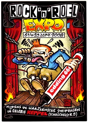 expo poster by Roel Smit