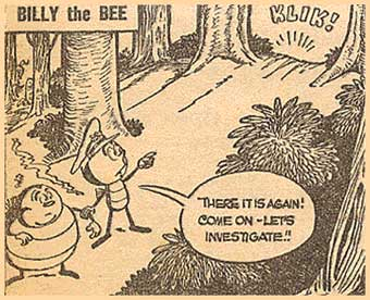 Billy the Bee, by Harry Smith