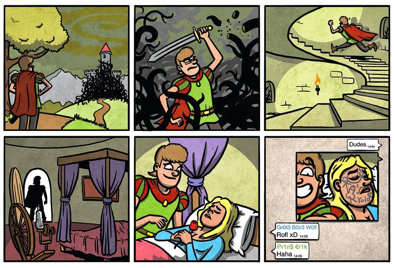 Приколы фото комиксы картинки