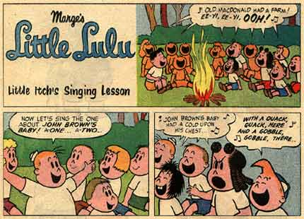 Little Lulu, by John Stanley