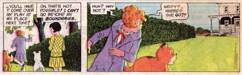 Little Orphan Annie by Leonard Starr