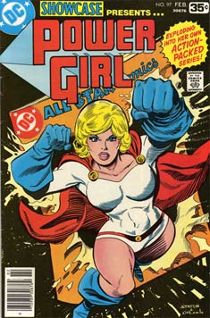 Power Girl by Joe Staton