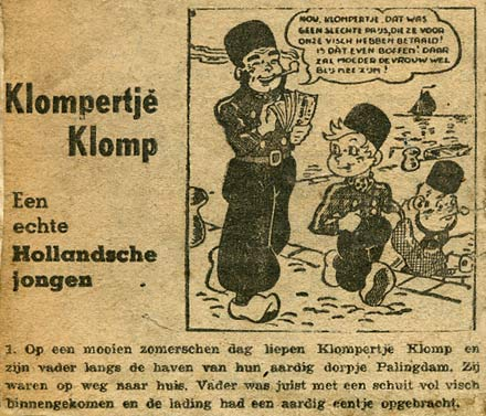 Klompertje Klomp, by Pax Steen (1941)