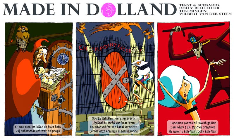 Made in Dolland by Wilbert van der Steen