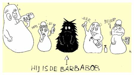 Barbabob, by Pim Steinmann