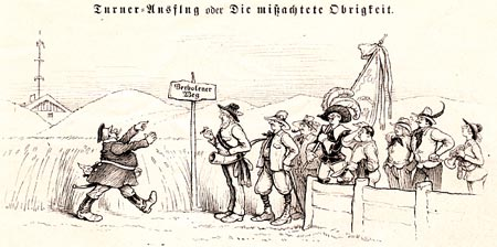 from Fliegende Blätter, by Carl Storch