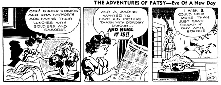 The Adventures of Patsy by Mel Graff