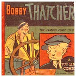 Bobby Thatcher, by George Storm