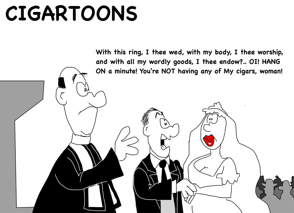 Cigartoon by Ruud Straatman