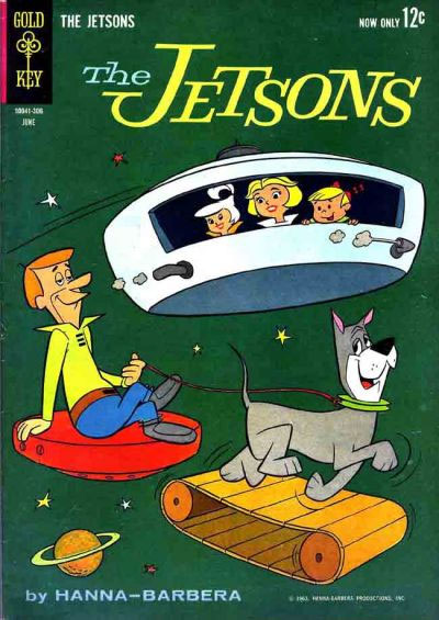 The Jetsons by Tony Strobl