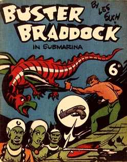Buster Braddock, by Les Such