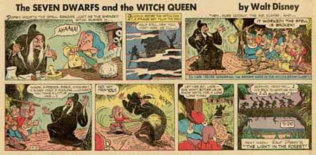 The Seven Dwarfs and the Witch Queen, by Julius Svendsen