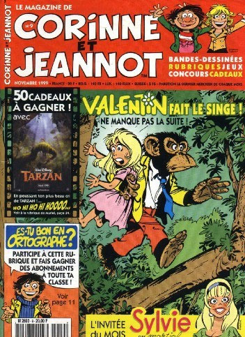 Corinne et Jeannot by Jean Tabary