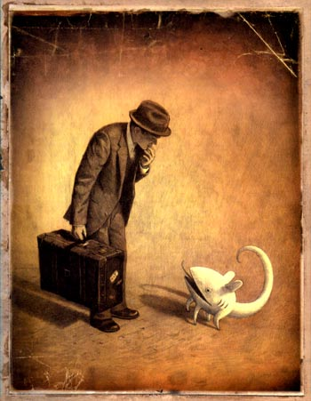 The Arrival, by Shaun Tan