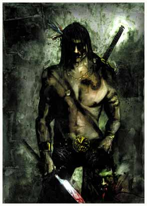 Make Me, by Ben Templesmith