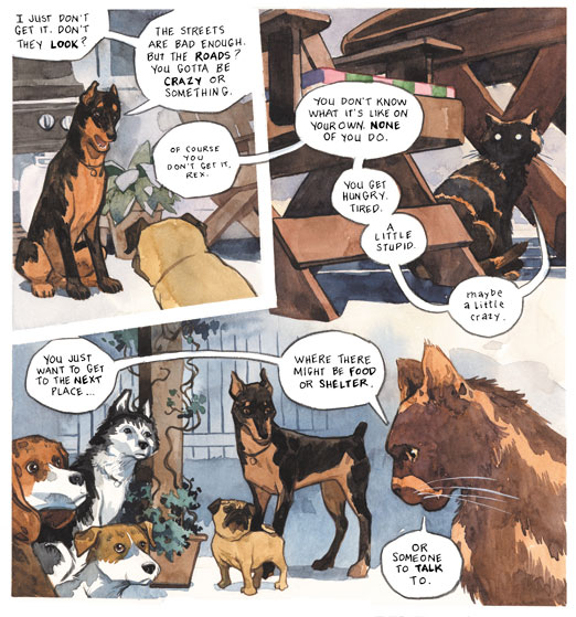 Beasts of Burden by Jill Thompson