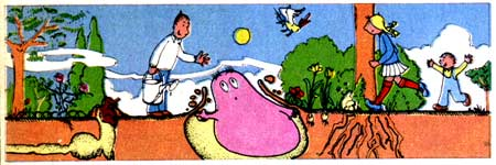 Barbapapa, by Annette Tison