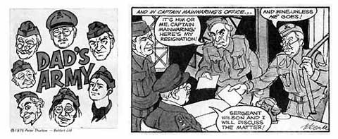 Dad's Army by Bill Titcombe