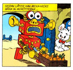Bamse, by Francisco Tora
