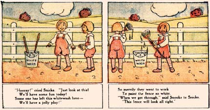 Snooks and Snicks, by Inez Tribit Townsend 1913