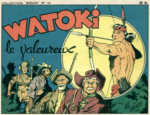 Watoki by Albert Uderzo