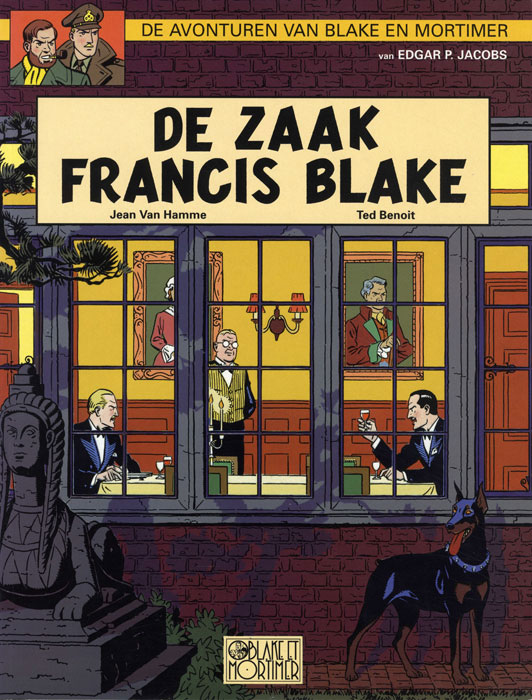 Blake & Mortimer by Van Hamme and Benoit