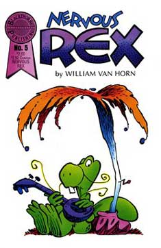 Nervous Rex by William van Horn