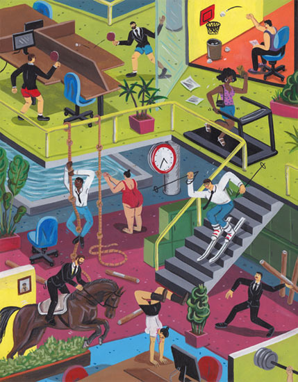 Sports by Brecht Vandenbroucke