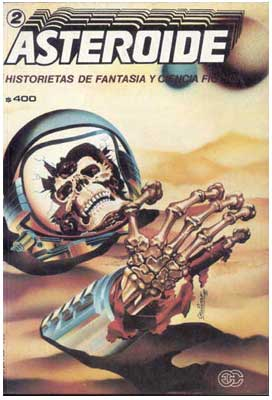 cover by Guillermo Varas