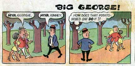 Big George, by Vip