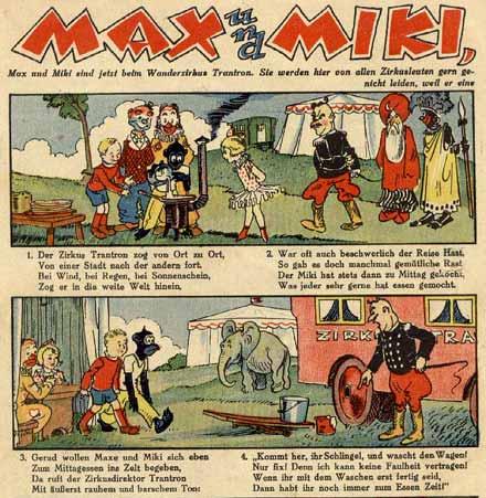 Max und Miki, by Otto Waffenschmied