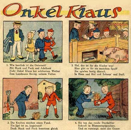 Onkel Klaus, by Otto Waffenschmied