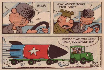 Beetle Bailey, by Mort Walker (1988)