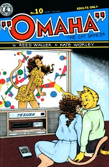 Omaha, by Reed Waller