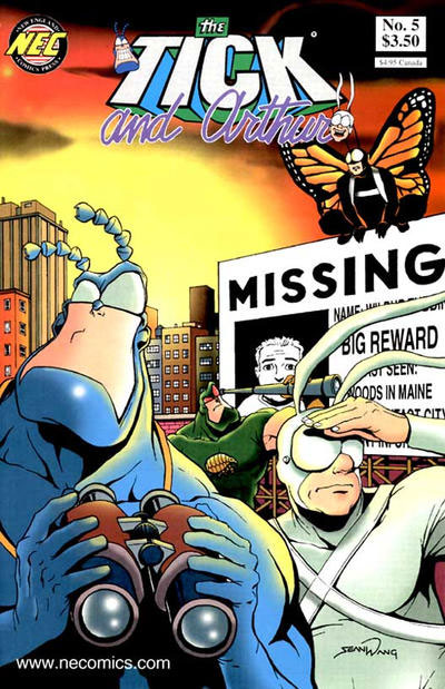 The Tick and Arthur