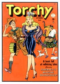 Torchy, by Bill Ward
