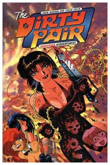 Dirty Pair, by Adam Warren
