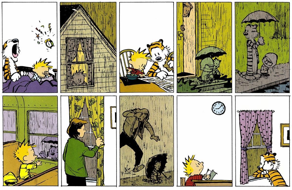 Bill Watterson Lambiek Comiclopedia