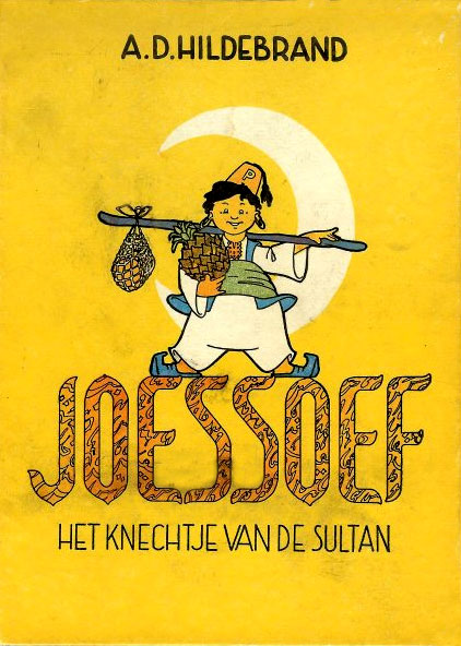 Joessoef by Hans Geerlag