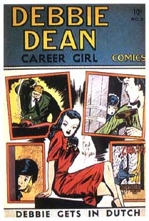 Debbie Dean, by Bert Whitman
