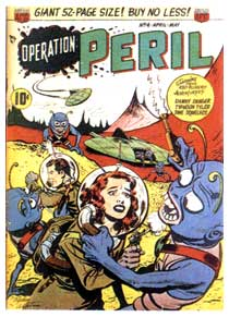 Operation Peril, by Ogden Whitney