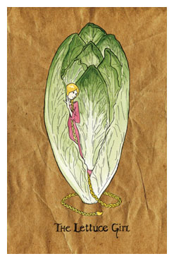 The Lettuce Girl by Sophia Wiedeman