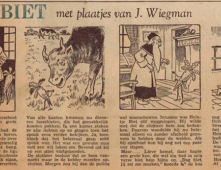 Heintje Biet, by Jan Wiegman