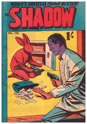 The Shadow, by Jeff Wilkinson